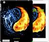 "Чехол на iPad 2/3/4 Инь-Янь ""1670c-25-532"""