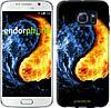 "Чехол на Samsung Galaxy S6 G920 Инь-Янь ""1670c-80-532"""