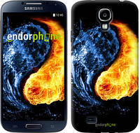 "Чехол на Samsung Galaxy S4 i9500 Инь-Янь ""1670c-13-532"""