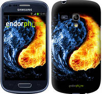"Чехол на Samsung Galaxy S3 mini Инь-Янь ""1670c-31-532"""