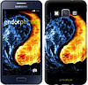 "Чехол на Samsung Galaxy A3 A300H Инь-Янь ""1670c-72-532"""