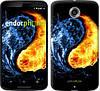 "Чехол на Motorola Nexus 6 Инь-Янь ""1670c-67-532"""