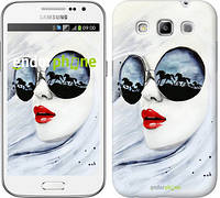 "Чехол на Samsung Galaxy Win i8552 Девушка акварелью ""2829c-51-532"""