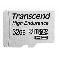 Карта памяти Transcend 32GB microSDHC Class 10 High Endurance (TS32GUSDHC10V)