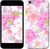 """Чехол на iPhone 6 Plus Цвет яблони """"2225c-48-532"""""""
