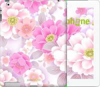 "Чехол на iPad 2/3/4 Цвет яблони ""2225c-25-532"""