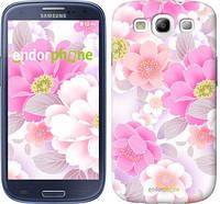 "Чехол на Samsung Galaxy S3 i9300 Цвет яблони ""2225c-11-532"""