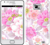 "Чехол на Samsung Galaxy S2 i9100 Цвет яблони ""2225c-14-532"""