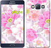 "Чехол на Samsung Galaxy A5 A500H Цвет яблони ""2225c-73-532"""