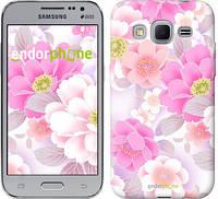 "Чехол на Samsung Galaxy Core Prime G360H Цвет яблони ""2225c-76-532"""