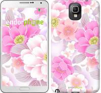 "Чехол на Samsung Galaxy Note 3 N9000 Цвет яблони ""2225c-29-532"""