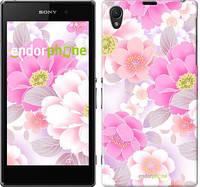 """Чехол на Sony Xperia Z1 C6902 Цвет яблони """"2225c-38-532"""""""