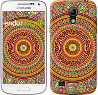 "Чехол на Samsung Galaxy S4 mini Индийский узор ""2860c-32-532"""