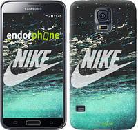 "Чехол на Samsung Galaxy S5 g900h Water Nike ""2720c-24-532"""