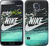 "Чехол на Samsung Galaxy S5 Duos SM G900FD Water Nike ""2720c-62-532"""