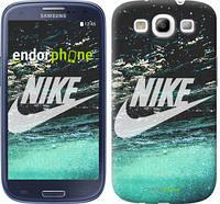 "Чехол на Samsung Galaxy S3 Duos I9300i Water Nike ""2720c-50-532"""