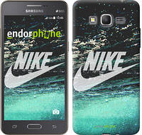 "Чехол на Samsung Galaxy Grand Prime G530H Water Nike ""2720c-74-532"""