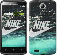 """Чехол на Lenovo S820 Water Nike """"2720c-52-532"""""""
