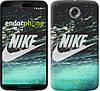 "Чехол на Motorola Nexus 6 Water Nike ""2720c-67-532"""