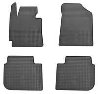 Автоковрики Stingray Kia Cerato  2013- 4 шт Черный (1009034)
