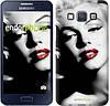 "Чехол на Samsung Galaxy A3 A300H Мэрилин Монро ""2370c-72-532"""