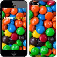 """Чехол на iPhone 5 M&M's """"1637c-18-532"""""""