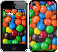 """Чехол на iPhone 3Gs M&M's """"1637c-34-532"""""""