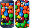 "Чехол на Samsung Galaxy S3 Duos I9300i M&M's ""1637c-50-532"""