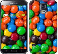 "Чехол на Samsung Galaxy S5 Duos SM G900FD M&M's ""1637c-62-532"""