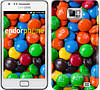 "Чехол на Samsung Galaxy S2 Plus i9105 M&M's ""1637c-71-532"""
