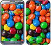 "Чехол на Samsung Galaxy Note 2 N7100 M&M's ""1637c-17-532"""