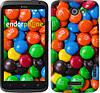 "Чехол на HTC One X+ M&M's ""1637c-69-532"""