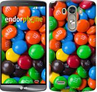 """Чехол на LG G3 dual D856 M&M's """"1637c-56-532"""""""