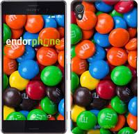 "Чехол на Sony Xperia Z3 dual D6633 M&M's ""1637c-59-532"""