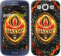 "Чехол на Samsung Galaxy S3 Duos I9300i Шахтёр v4 ""1207c-50-532"""
