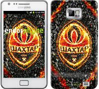"Чехол на Samsung Galaxy S2 Plus i9105 Шахтёр v4 ""1207c-71-532"""