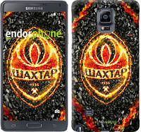 "Чехол на Samsung Galaxy Note 4 N910H Шахтёр v4 ""1207c-64-532"""