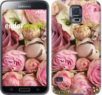 "Чехол на Samsung Galaxy S5 Duos SM G900FD Розы v2 ""2320c-62-532"""
