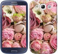 "Чехол на Samsung Galaxy S3 Duos I9300i Розы v2 ""2320c-50-532"""