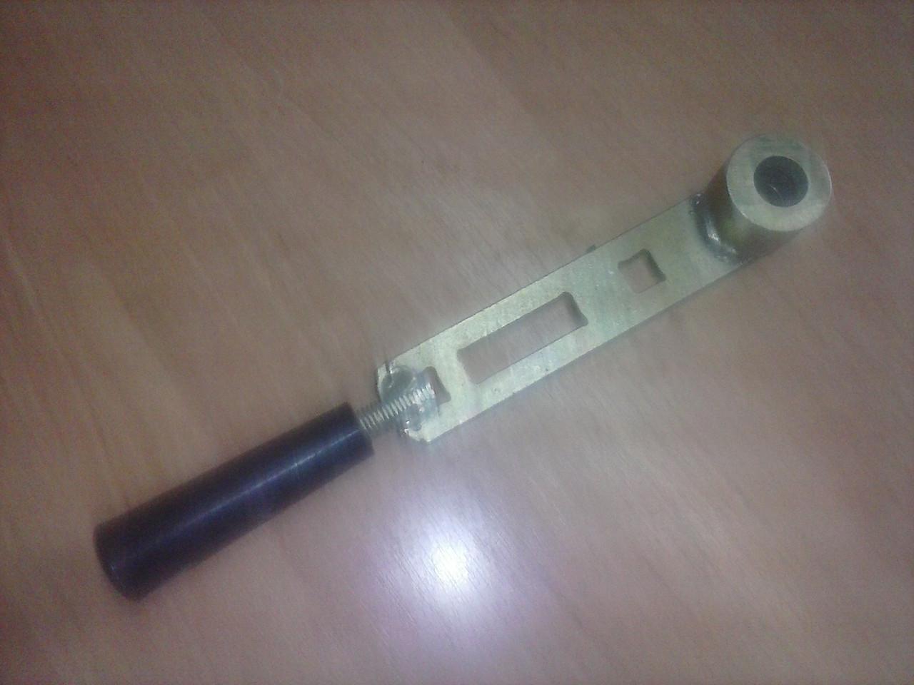 Рычаг СЗГ 00.1440 (ручка высев.аппарата мал.)   на сеялку зерновую СЗ-3,6