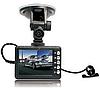 Автодорожный видеорегистратор S5000 L+ камера-присоска, LUO /56