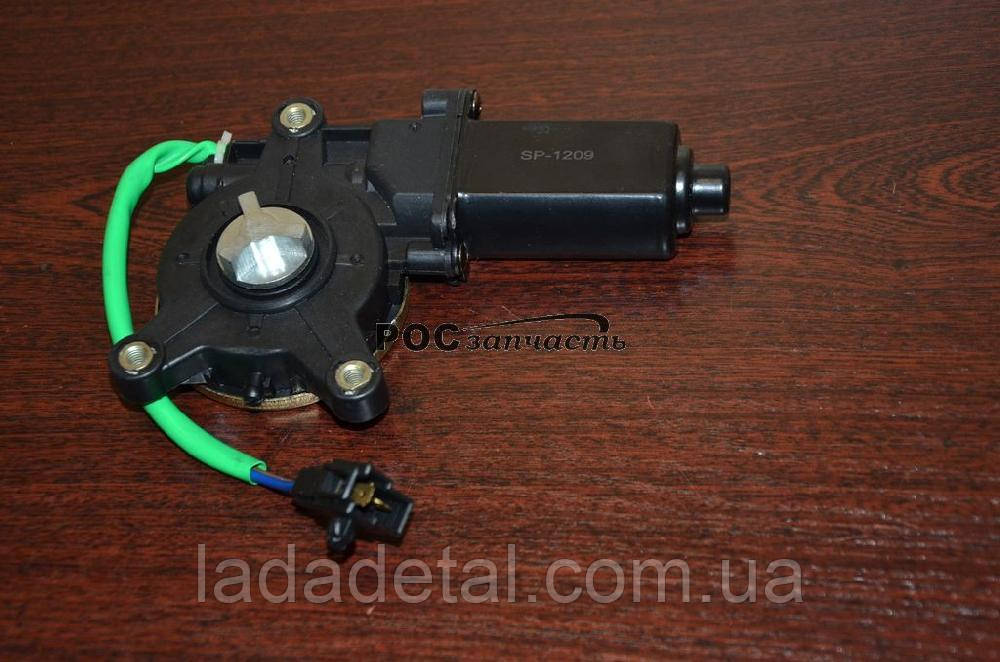 Мотор стеклоподъемника Ланос, Сенс правый под крест Genuine