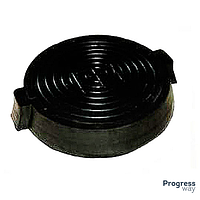 Люк резиновый черный размер 620мм х 800мм Украина максимальный вес 12,5 тонн