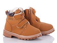 Для мальчика зимние ботинки GFB (31-36) E3107-4