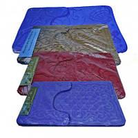 Комплект ковриков 2шт.100% полиэстер(50*80+U)
