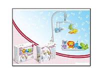 Мобиль 777-1    мягкие игрушки, муз.в кор.30, 8*10*25, 3 см