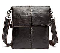 """Мужская сумка барсетка """"Планшетка"""" из натуральной кожи, фото 1"""