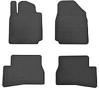 Автоковрики STINGRAY Nissan Micra K12 2003- 4 шт Черный (1014124)