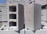 Шлакоблок сухопрессованный стеновой