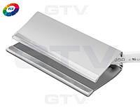 Клипса светодиодная RGB стальная для стеклянных полок LD-3KL6-RGB